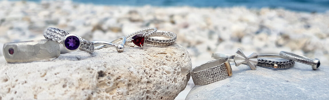creative unusual silver jewelry